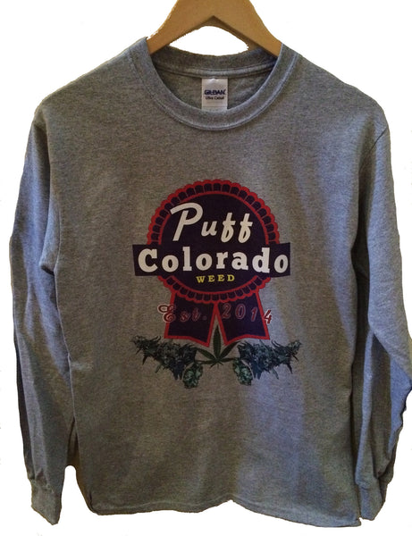 Puff Colorado Long Sleeve Tee Shirt