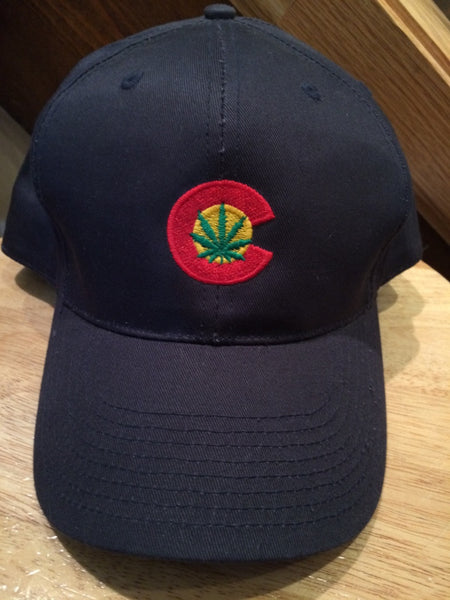 Colorado Flag Pot Hat