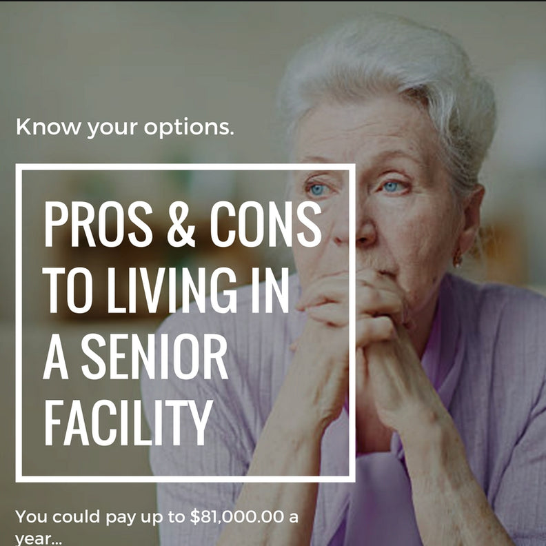 Pros & Cons to Living in a Senior Facility