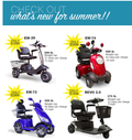 Check out what's new for summer!!
