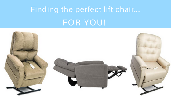 Lift Chairs - Relax in Total Comfort!