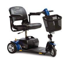 Go-Go Elite Traveller Plus 3-Wheel Scooter