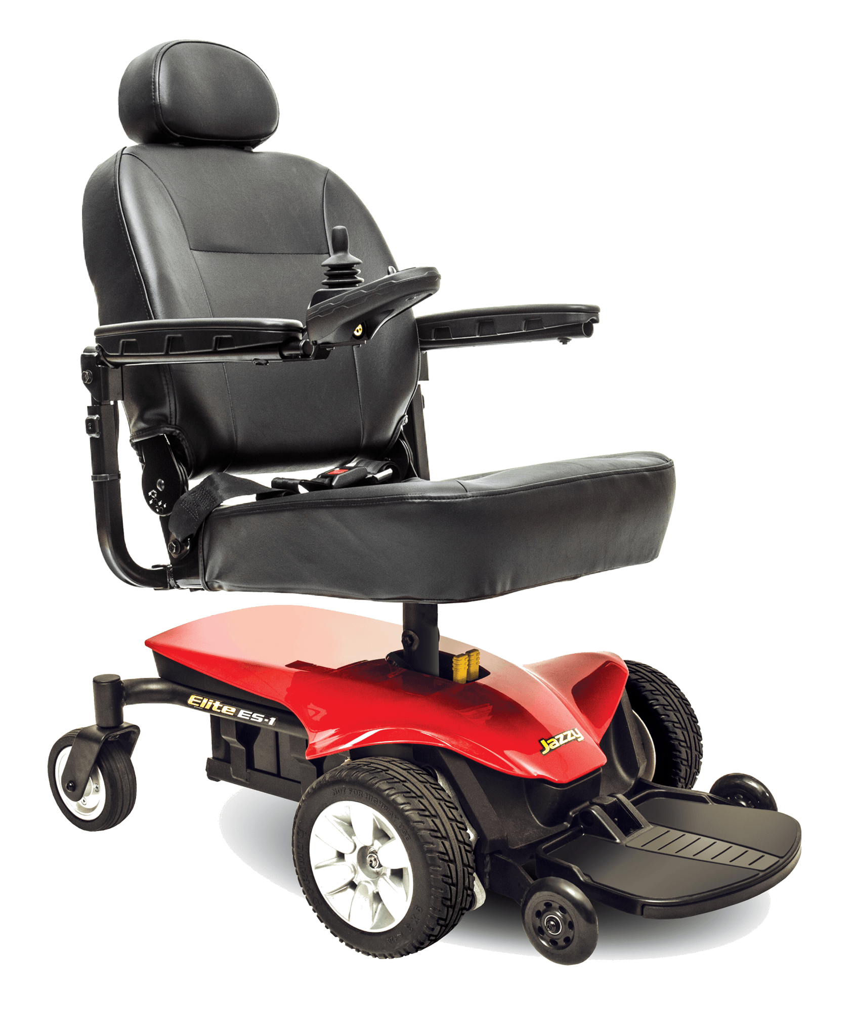 Jazzy Elite ES-1 Full Size Power Wheelchair