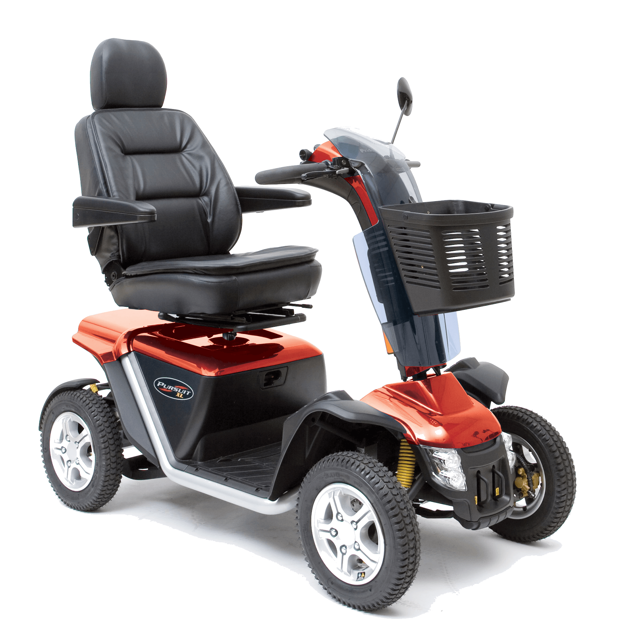 Pursuit XL All-Terrain Scooter Red