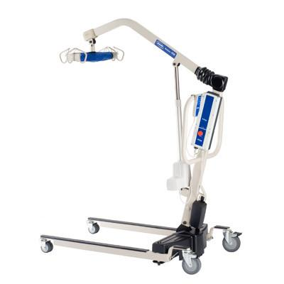 Reliant 450 Battery-Powered Lift with Power-Opening Low Base