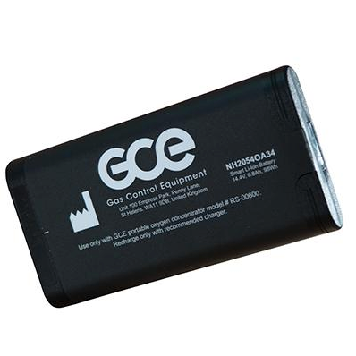 Battery for GCE Zen-O Portable Oxygen Concentrator