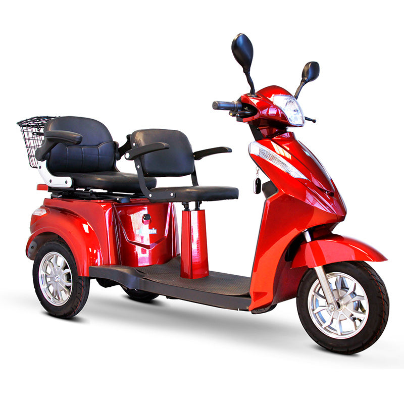 EW-66 2 Seater 3 Wheel Scooter 1