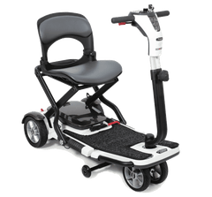 Go-Go Folding 4-Wheel No Armrests