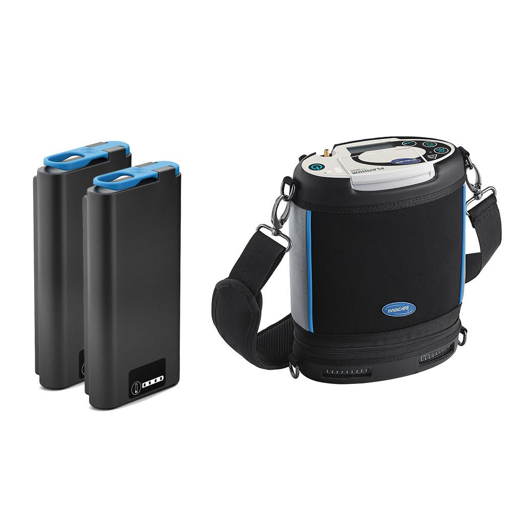 Platinum Portable Oxygen Concentrator: Basic Package