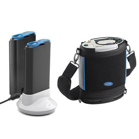 Package 2 Platinum Portable Oxygen Concentrator on platinum 9 oxygen concentrator
