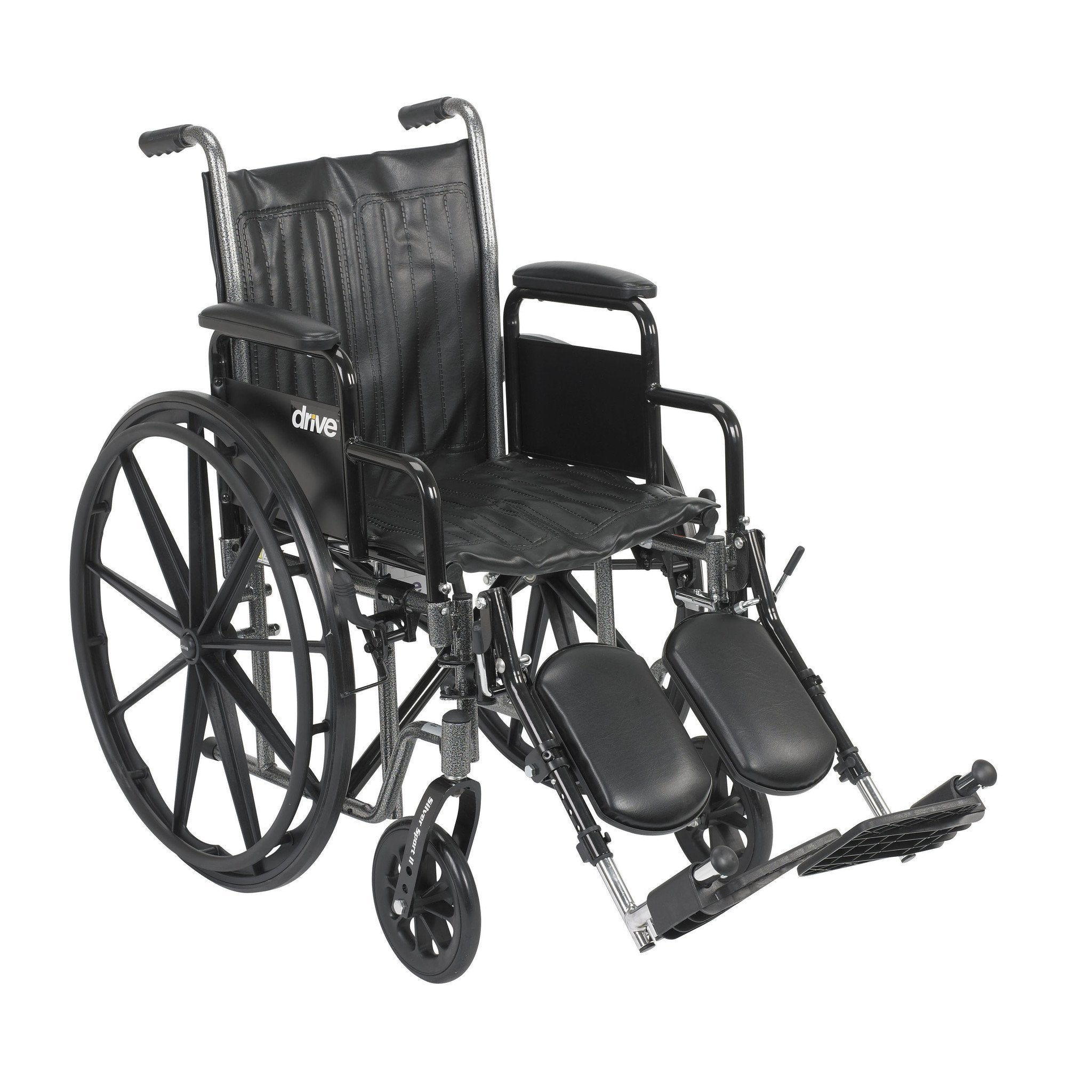 Drive Silver Sport 2 Wheelchair