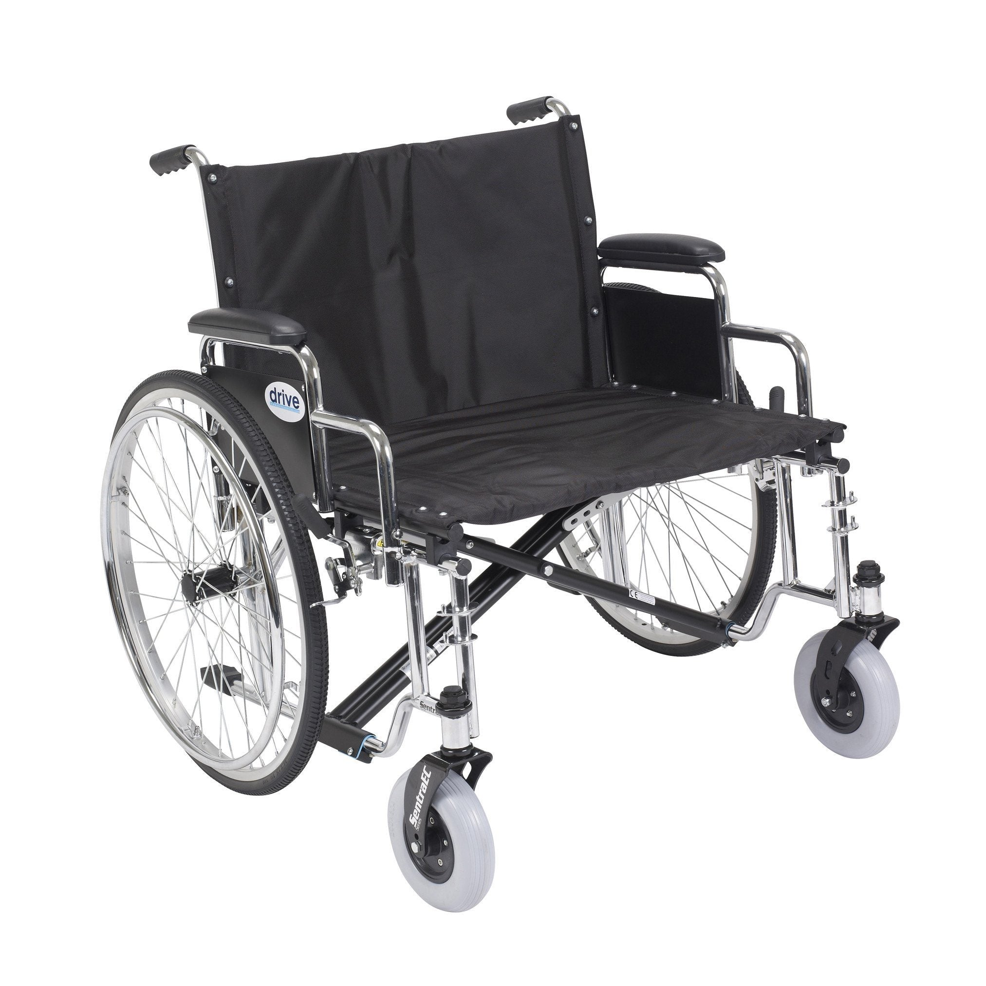 Drive Sentra EC HD Extra Wide Wheelchair