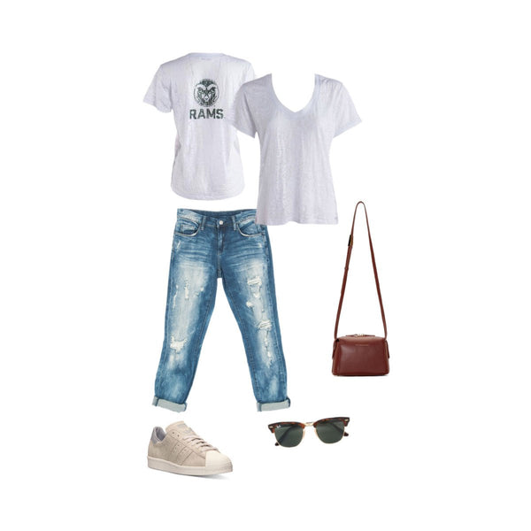 Outfit of the Day - July 24, 2016