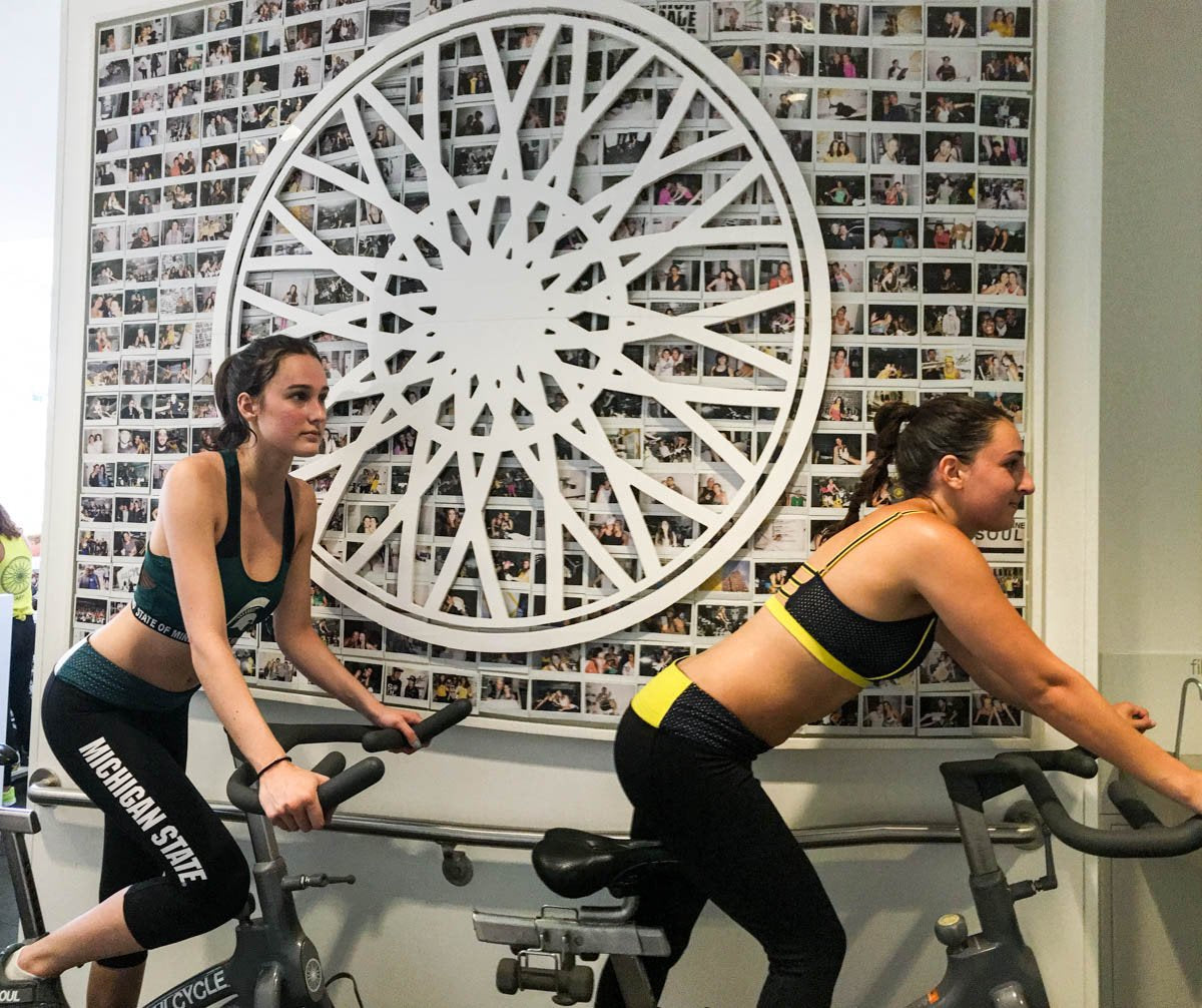 SoulCycle: My First Ride