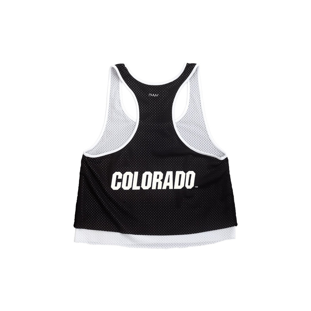 University of Colorado Mesh Double Layer Tank