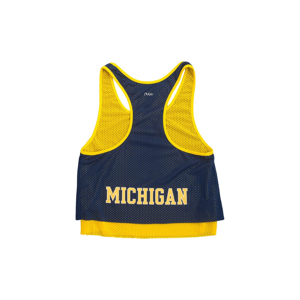 University of Michigan Mesh Double Layer Tank