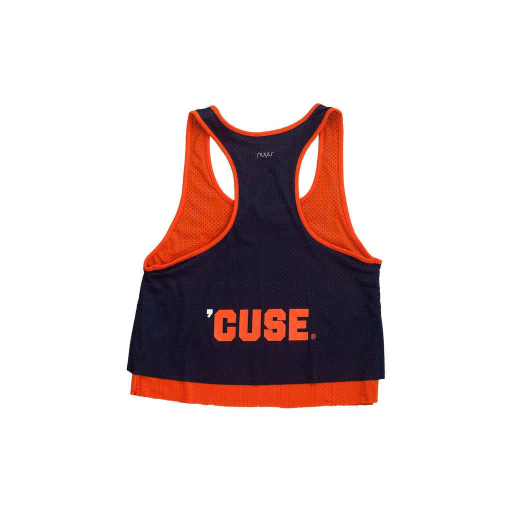 Syracuse University Mesh Double Layer Tank