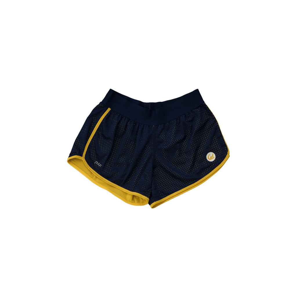 University of California, Berkeley Mesh Running Short