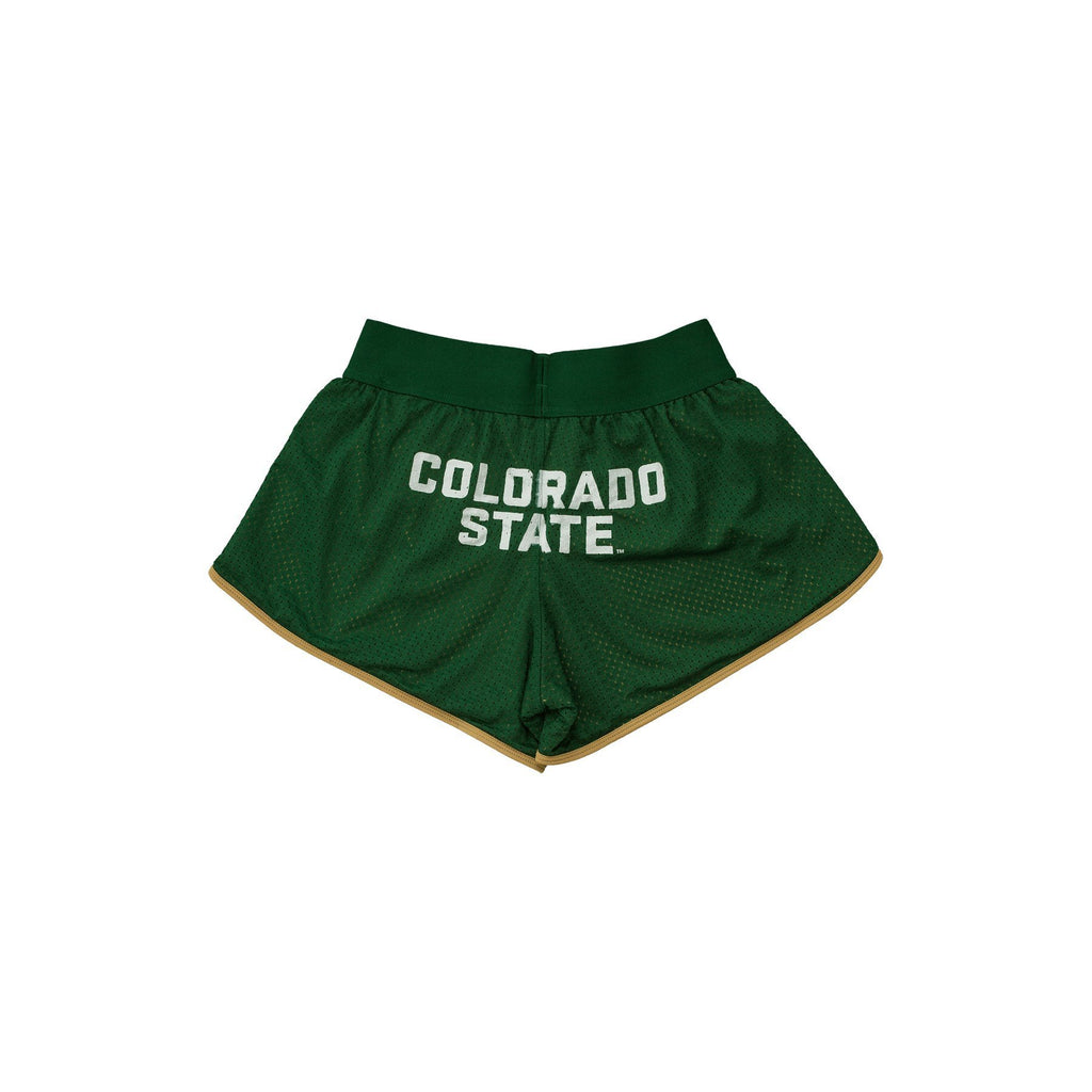 Colorado State University Mesh Running Short