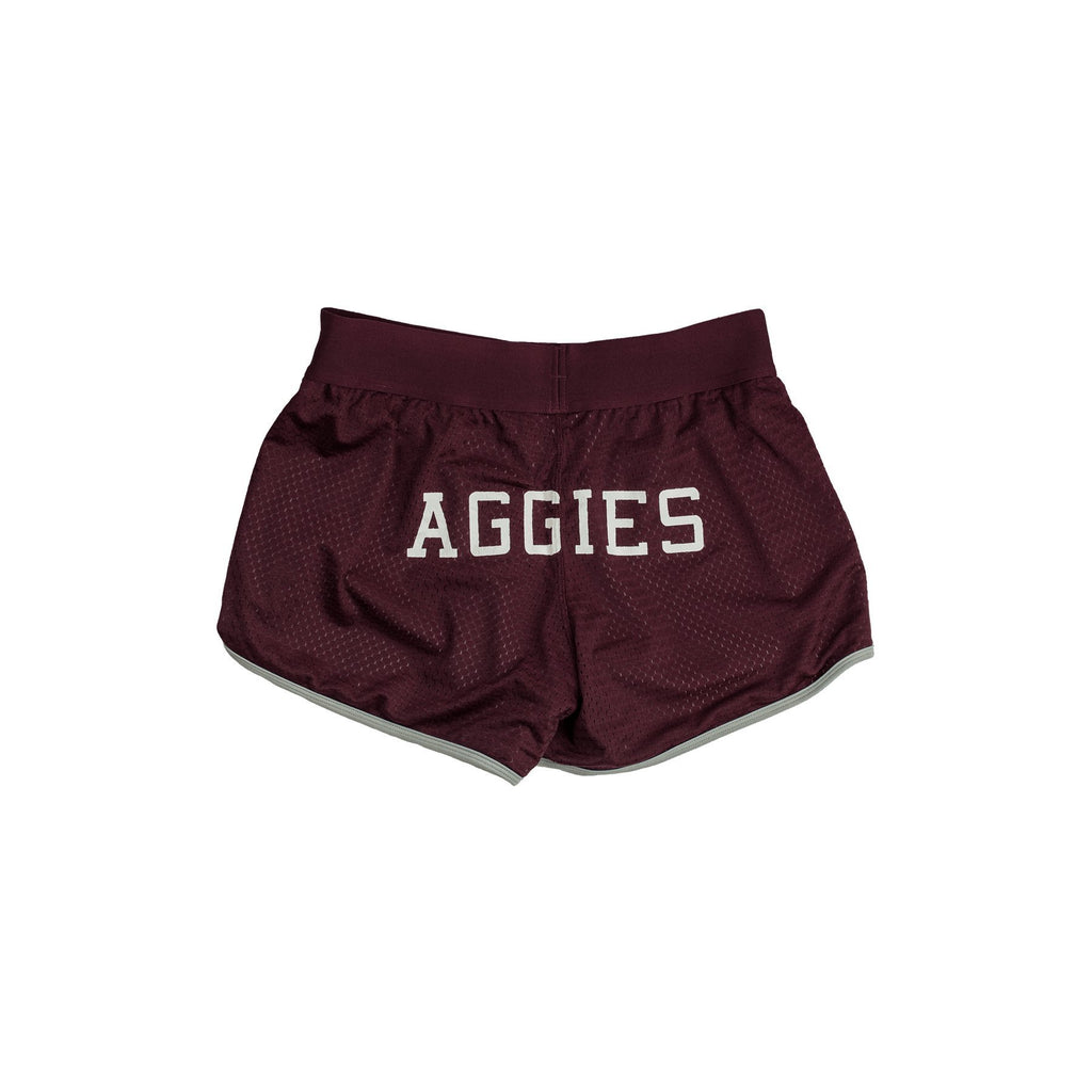 Texas A&M University Mesh Running Short