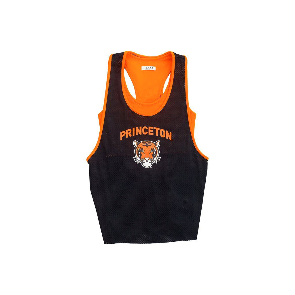 Princeton University Mesh Tank with Attached Sporty Bralette