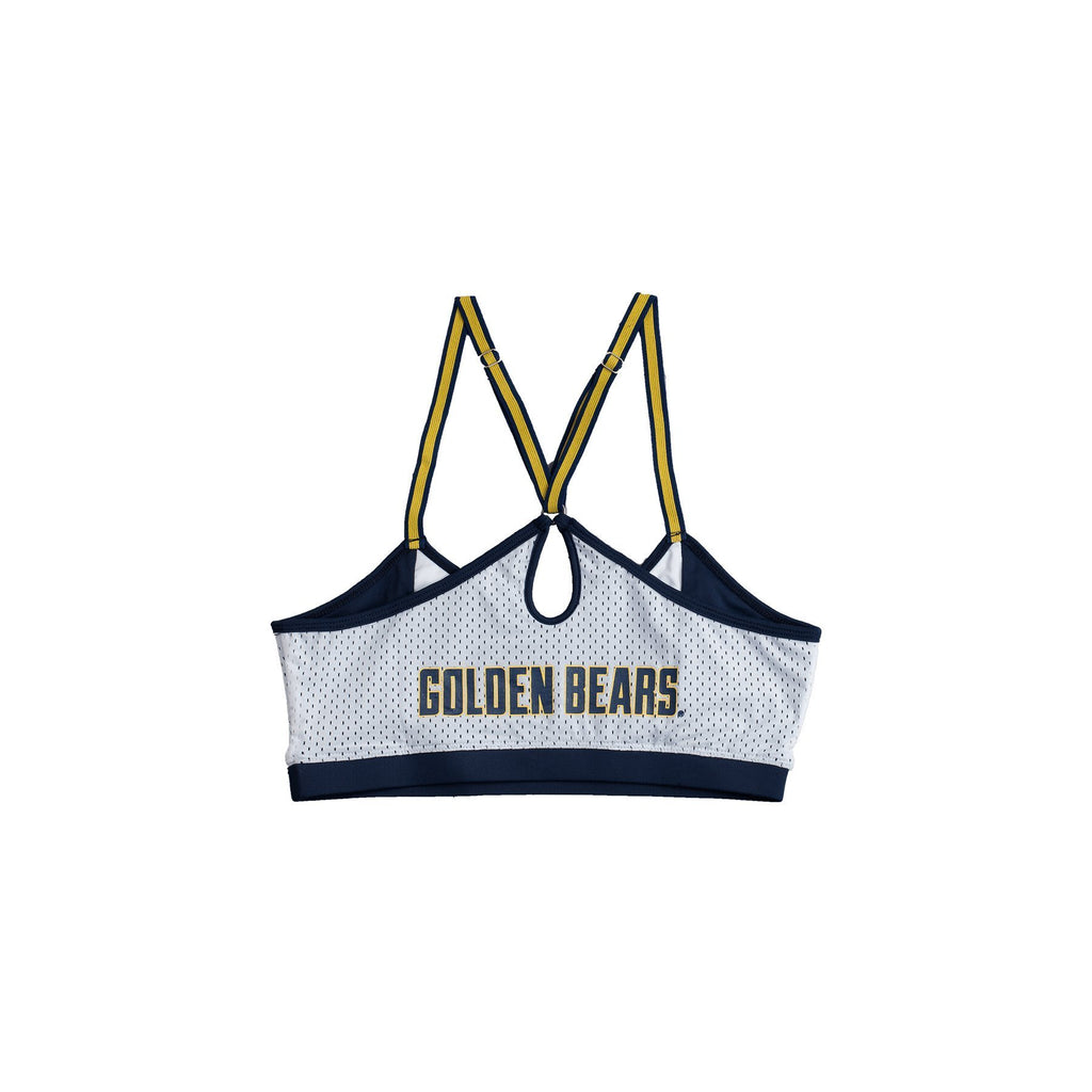 University of California, Berkeley Sporty Bralette with Keyhole