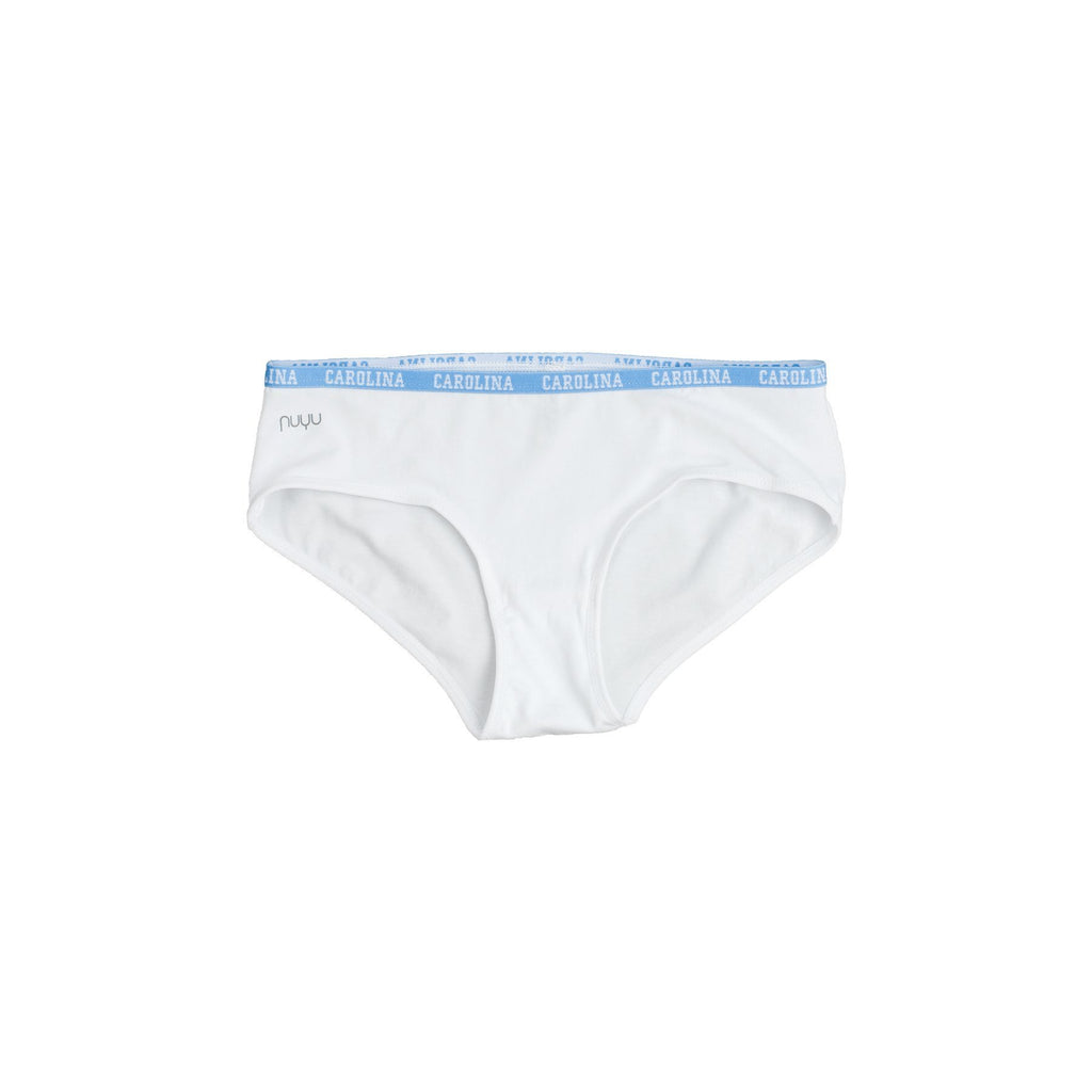 University of North Carolina Boyshort with Logo Elastic Trim