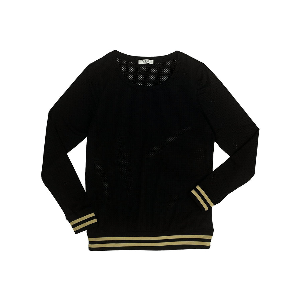 University of Colorado Mesh Sweatshirt