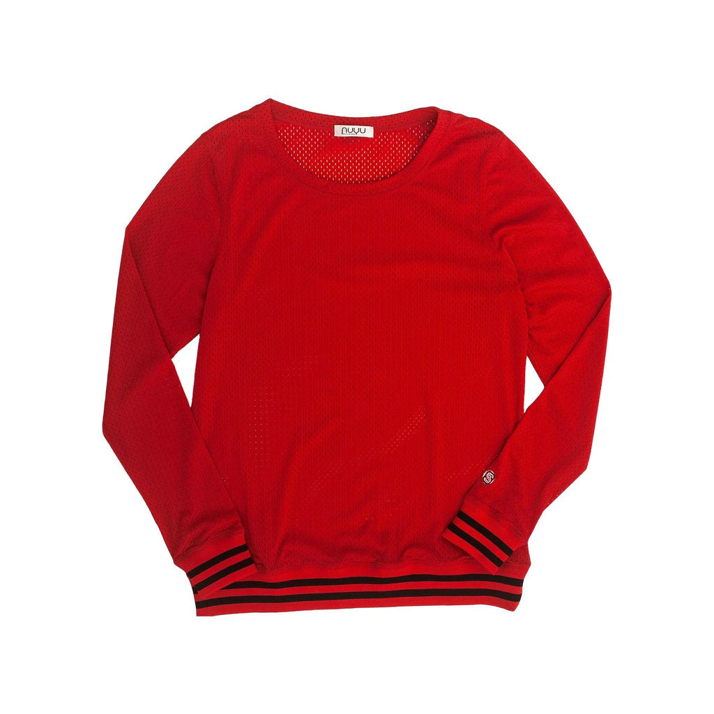 North Carolina State University Mesh Sweatshirt