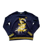 UNIVERSITY OF CALIFORNIA, BERKELEY MESH BACK SWEATSHIRT CUSTOMIZED