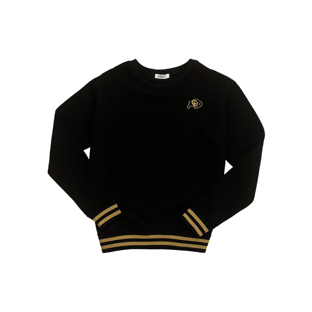 University of Colorado Mesh Back Sweatshirt