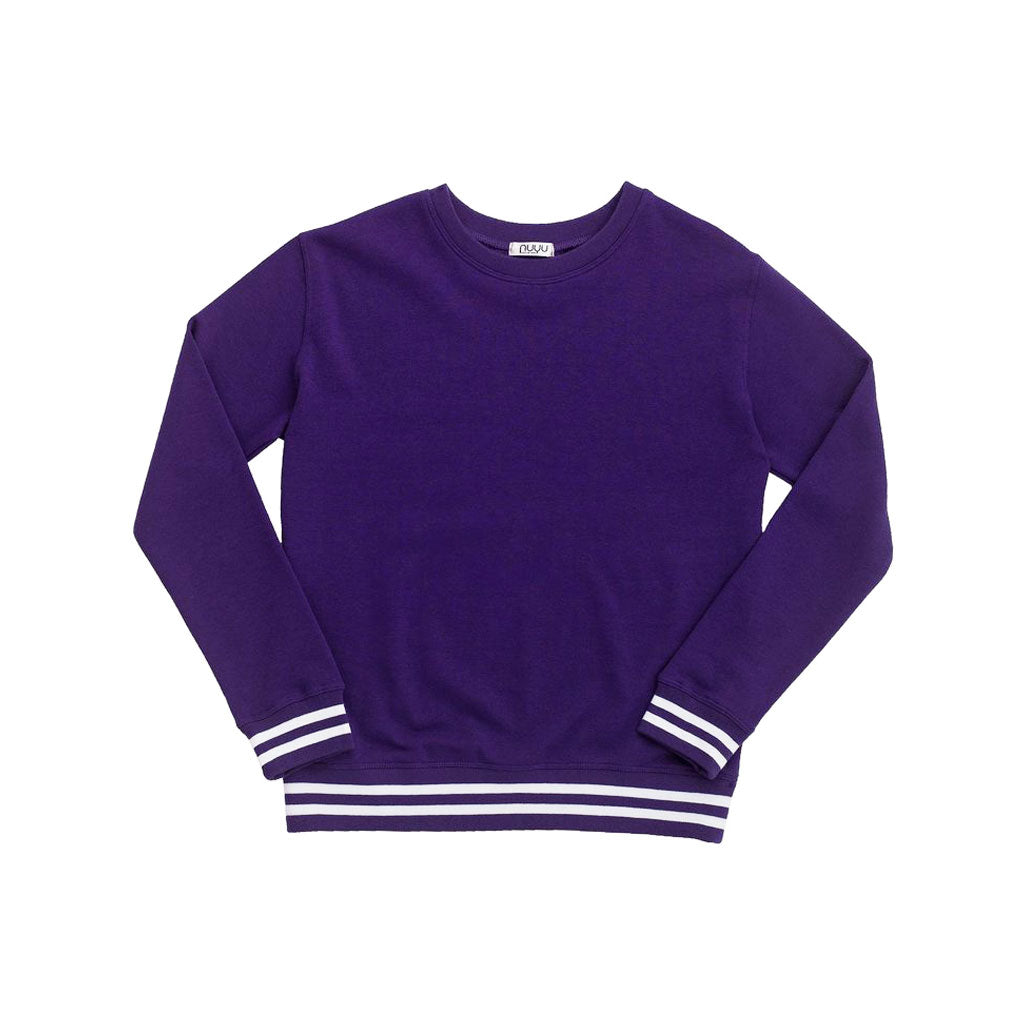 New York University Mesh Back Sweatshirt