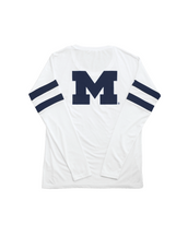 University of Michigan Long Sleeve Crew