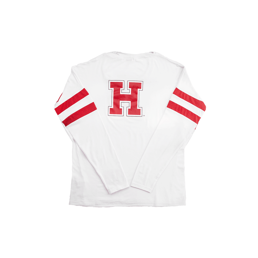 Harvard Long Sleeve Relaxed Crew