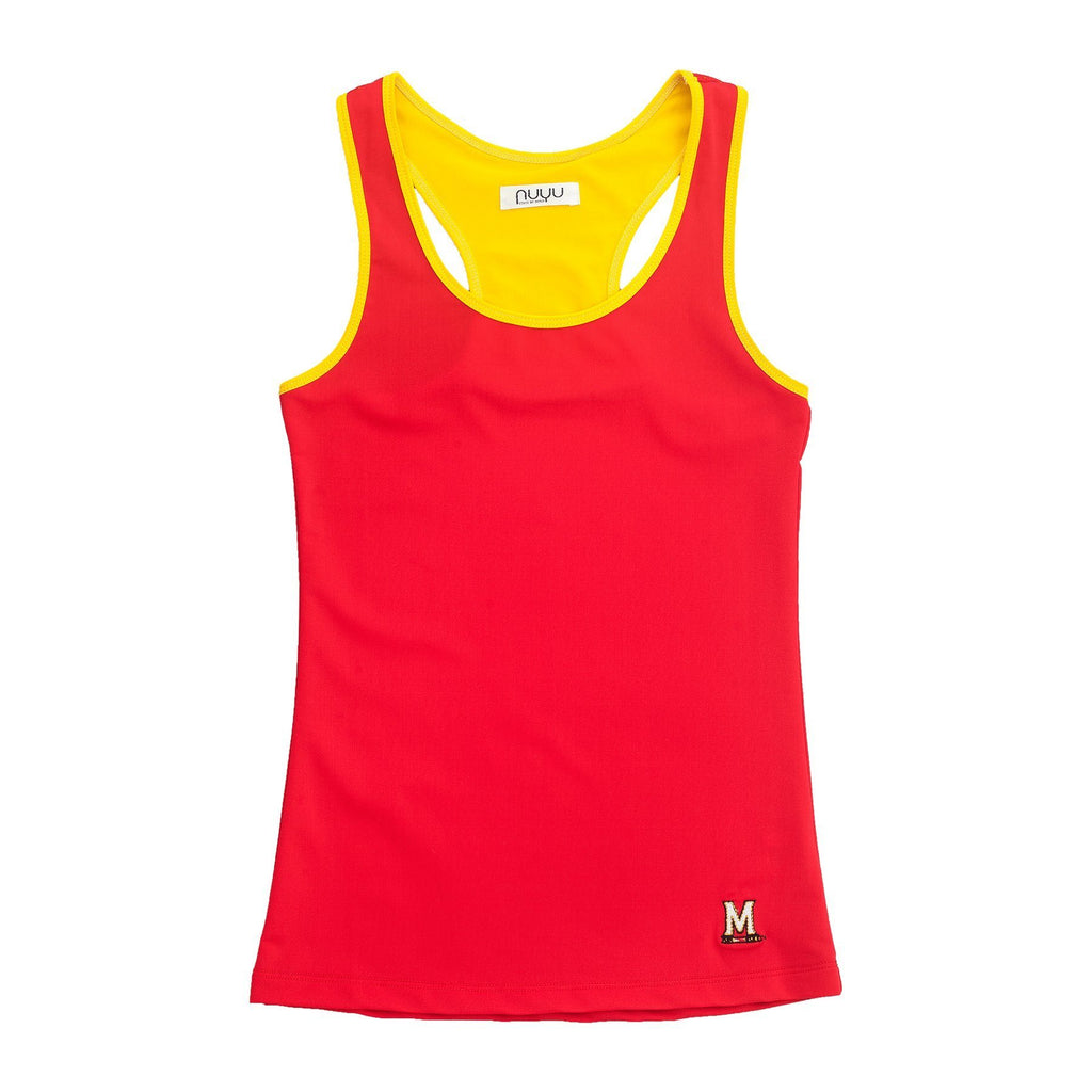 University of Maryland Yoga Tank