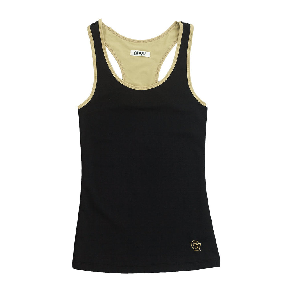 University of Colorado Yoga Tank