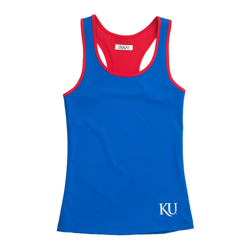 University of Kansas Yoga Tank