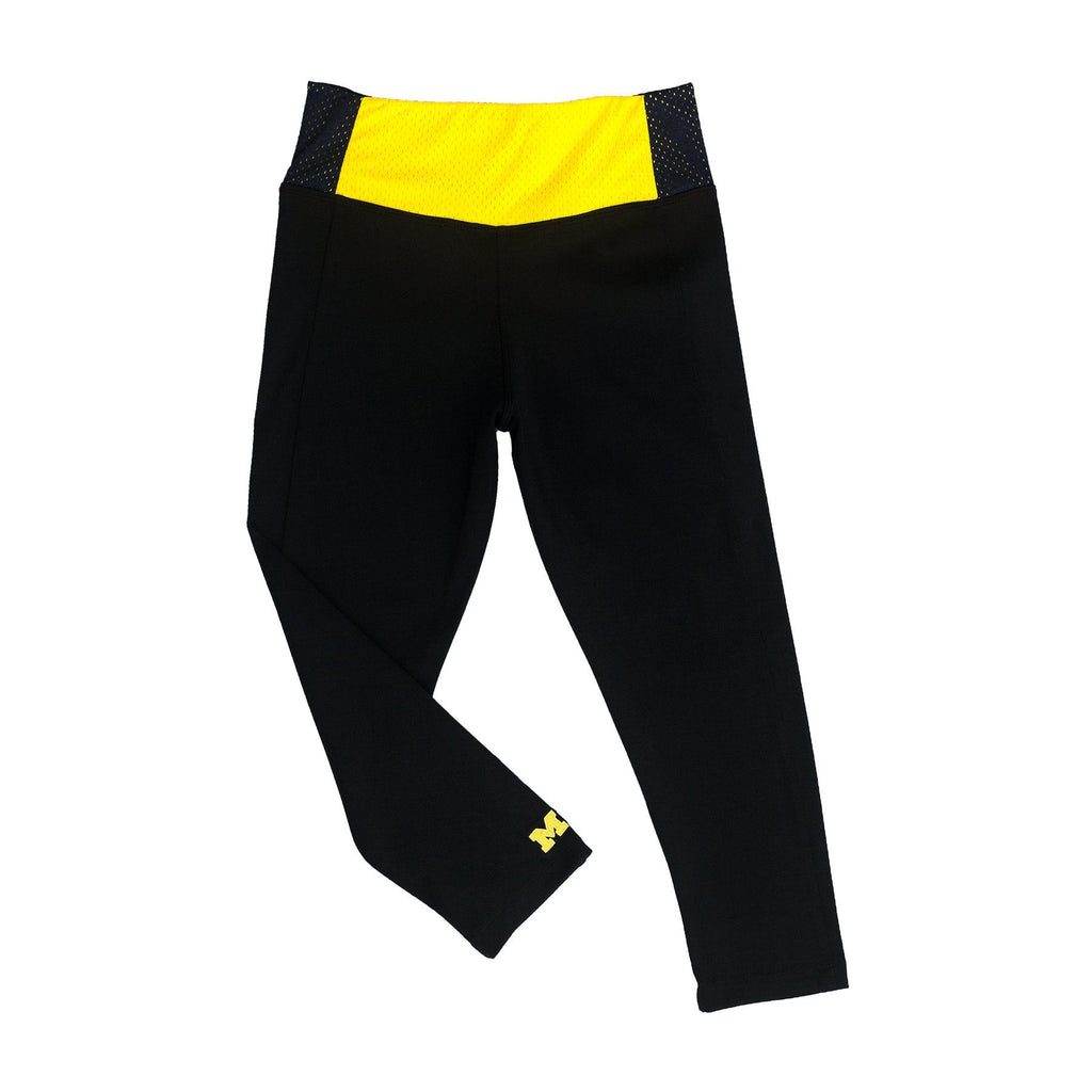 University of Michigan Yoga Pant
