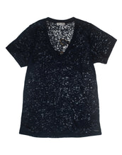 University of California, Berkeley Deep V-Neck Burnout Tee