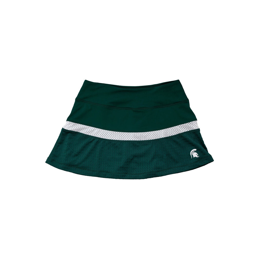 Michigan State University A-line Skort