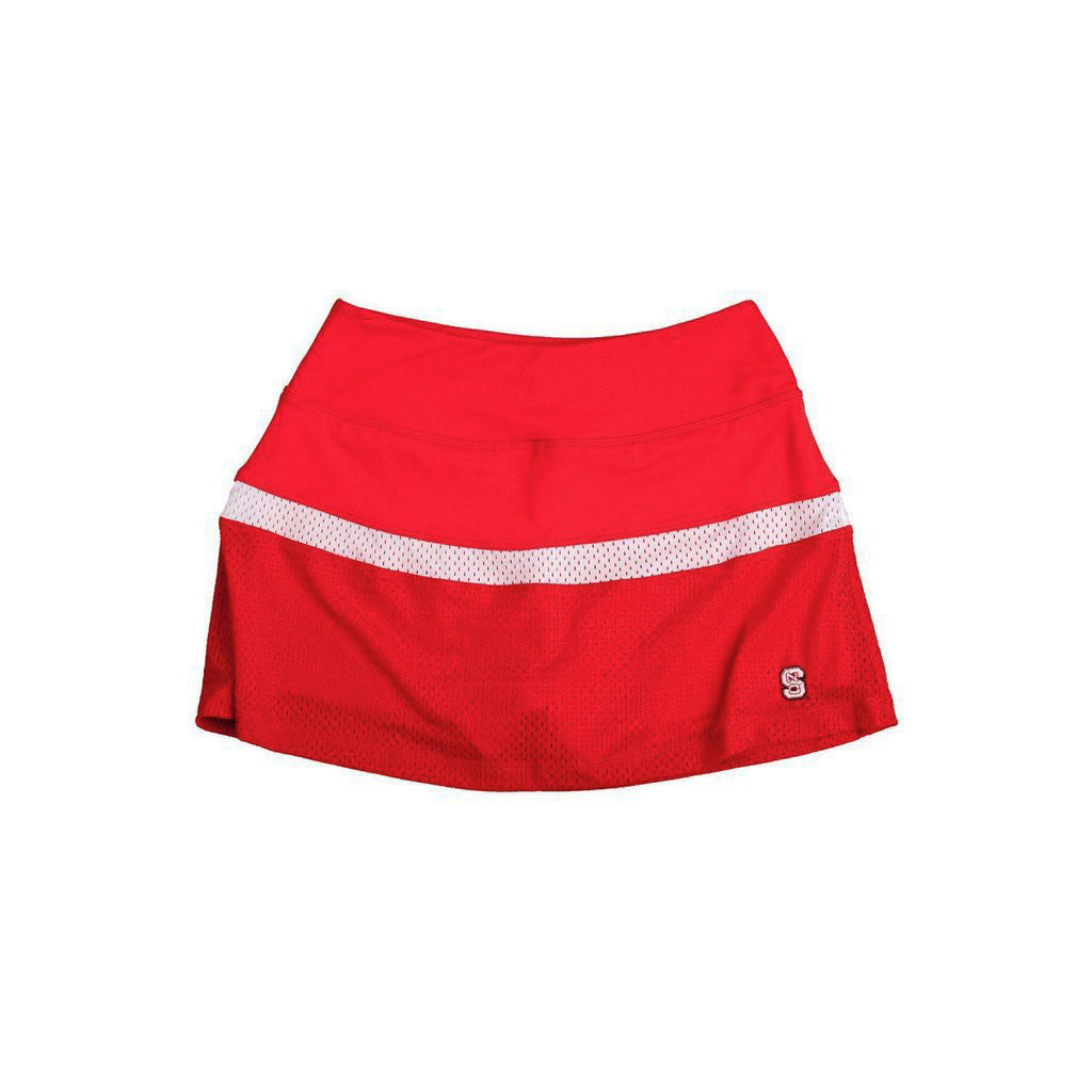 North Carolina State University A-line Skort