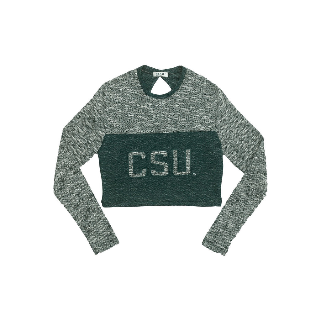 Colorado State University Terry Crop Top