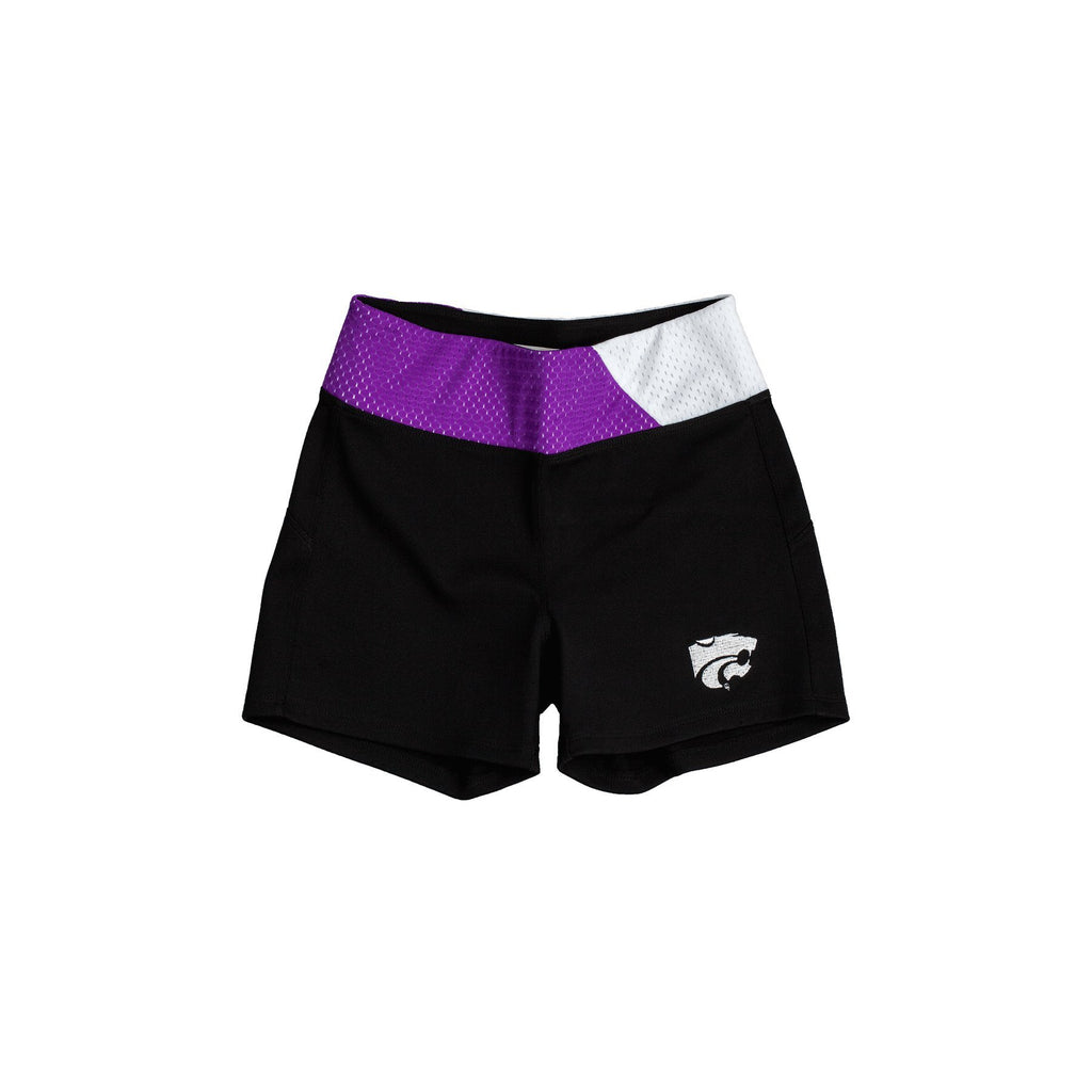 Kansas State University Yoga Short