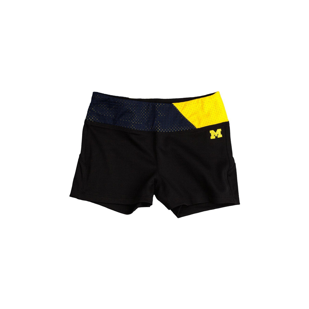 University of Michigan Yoga Short