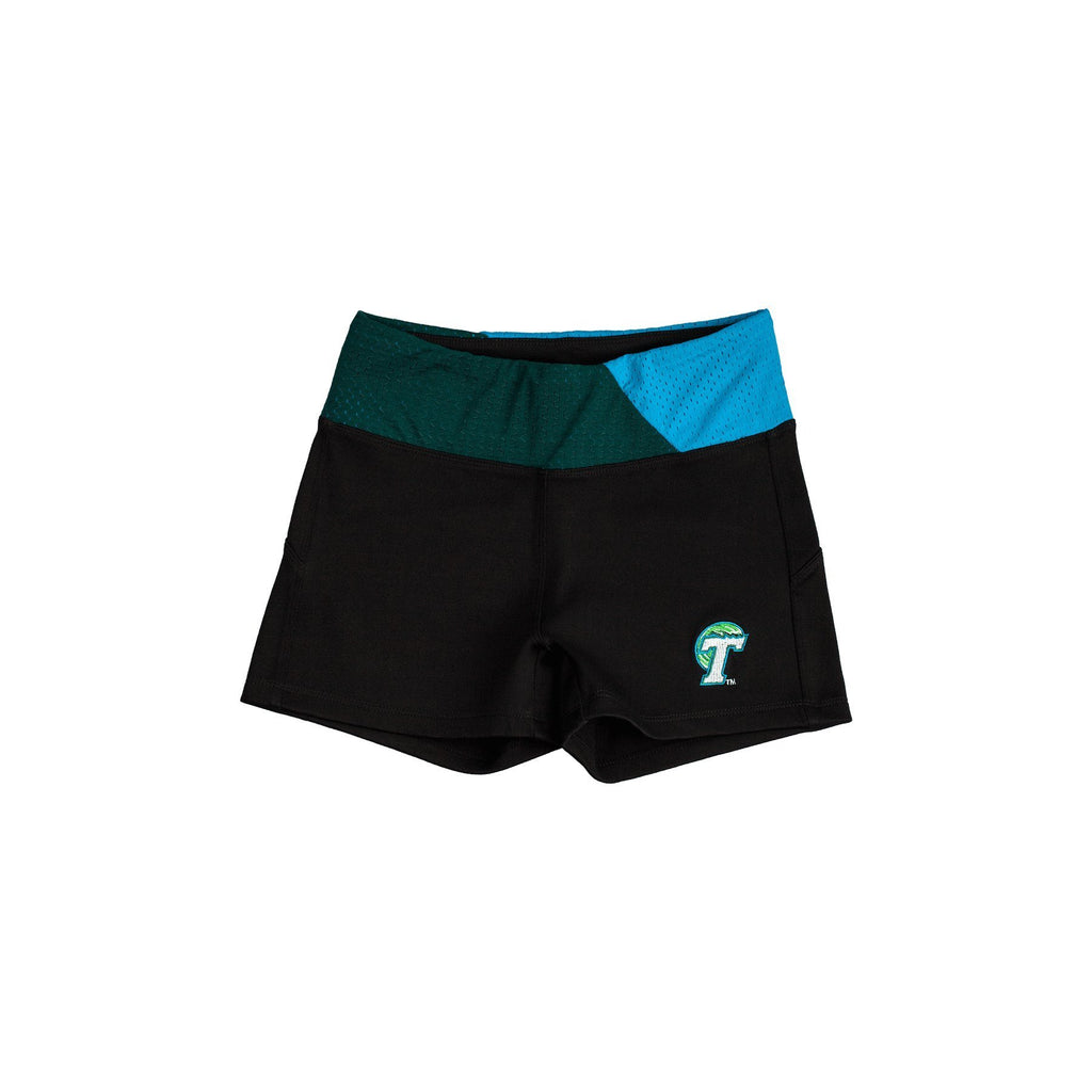Tulane University Yoga Short