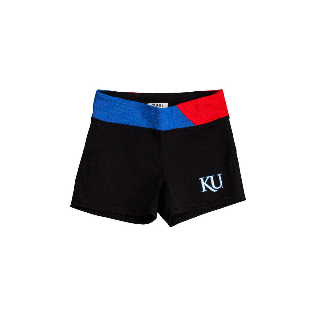 University of Kansas Yoga Short