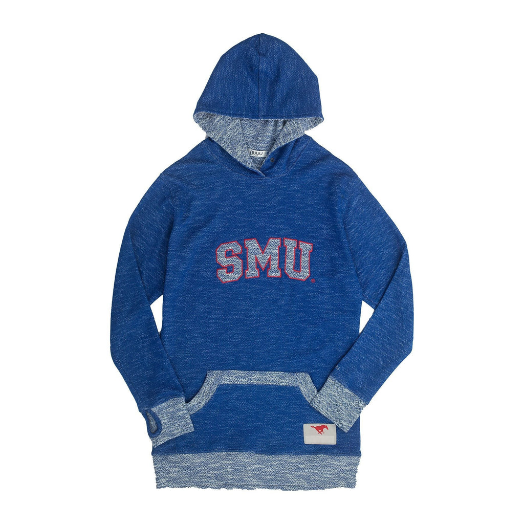 Southern Methodist University Oversized Hoodie