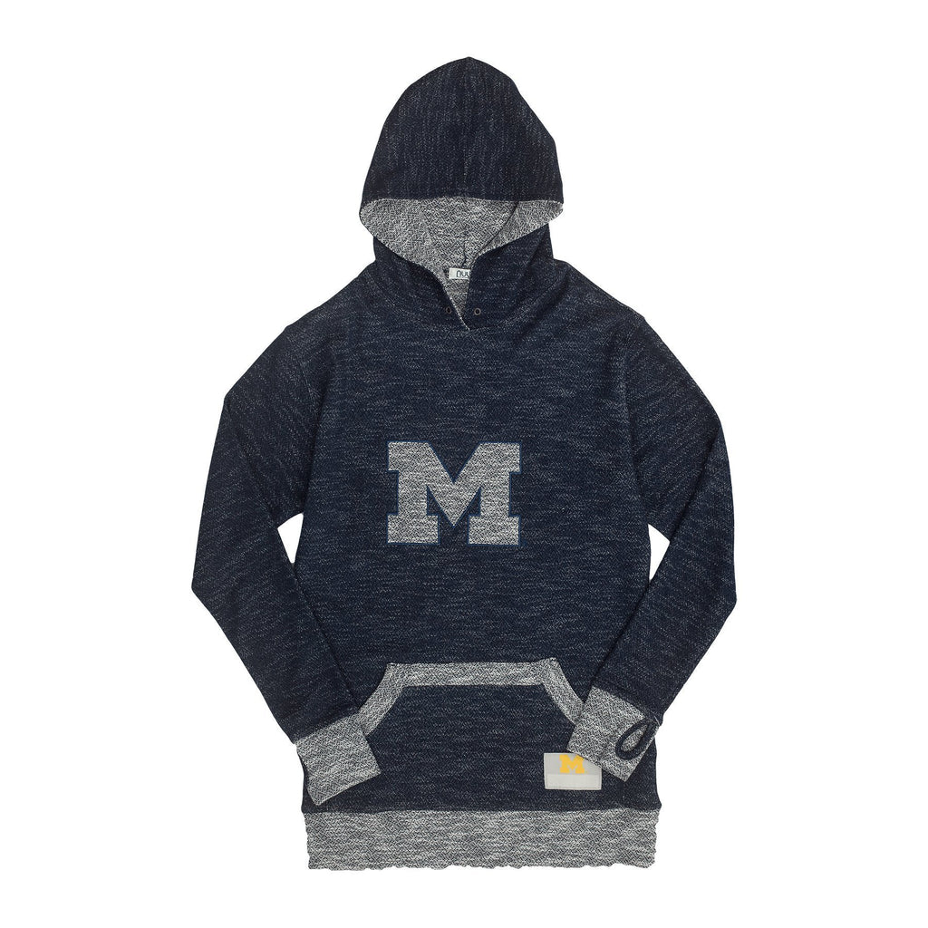 University of Michigan Oversized Hoodie