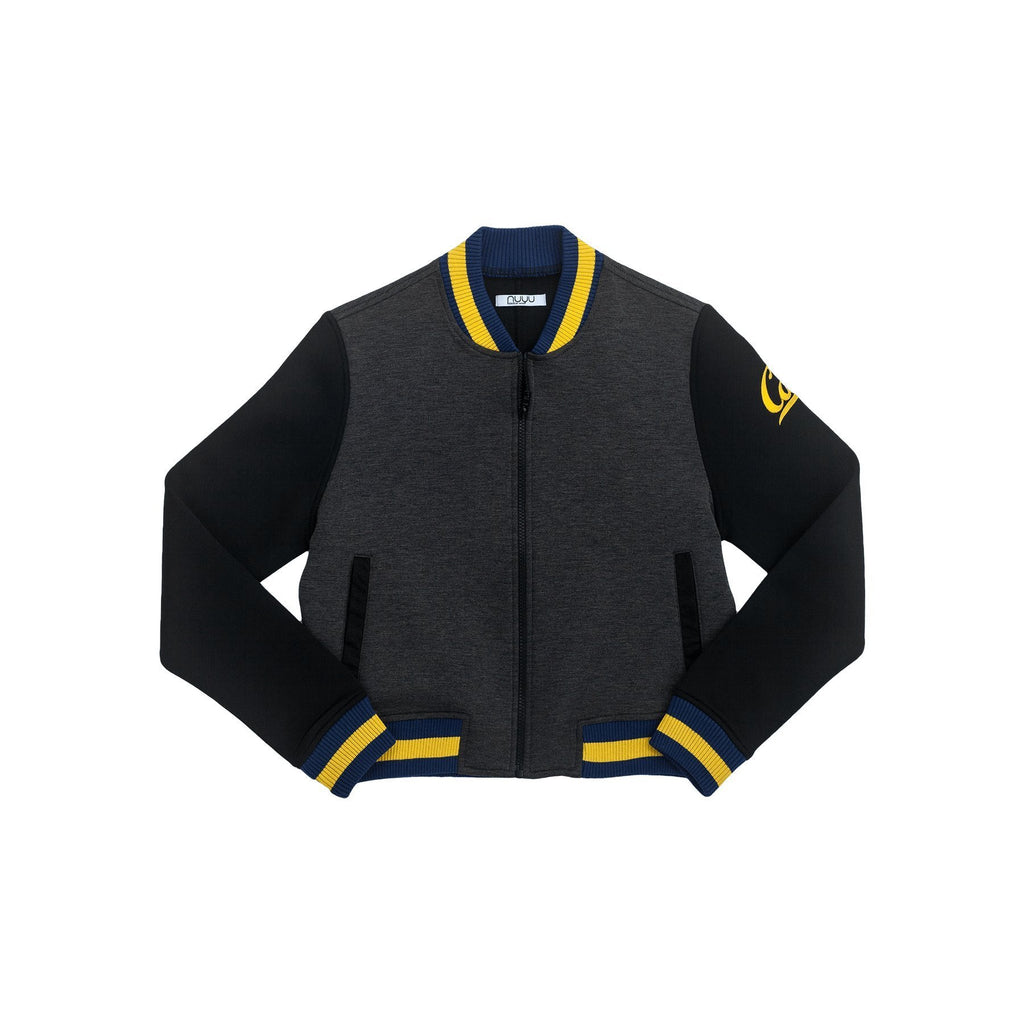 University of California, Berkeley Cropped Varsity Jacket