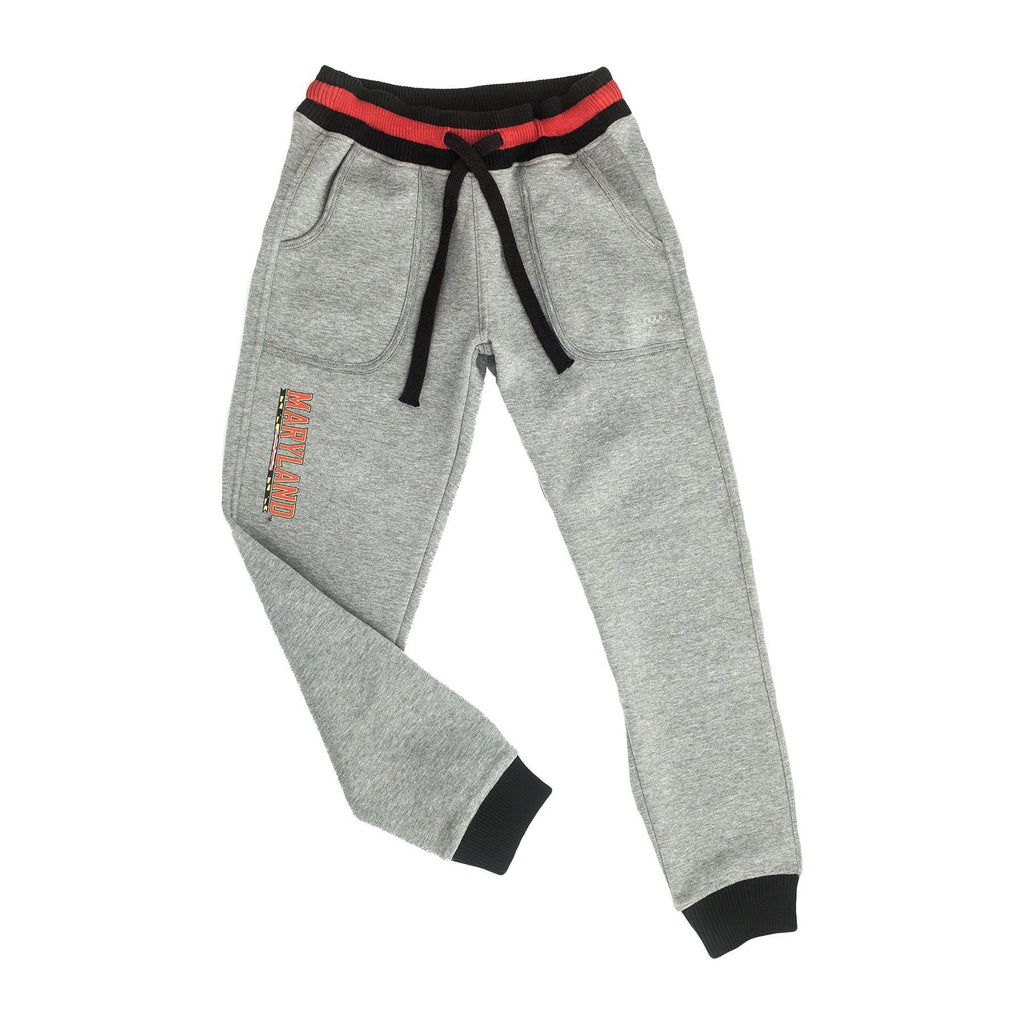 University of Maryland Marl Drop Waist Jogger